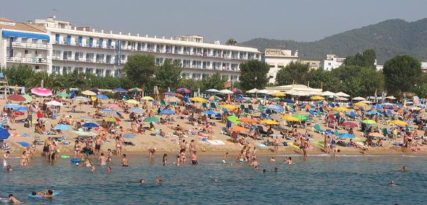 Španělské pobřeží